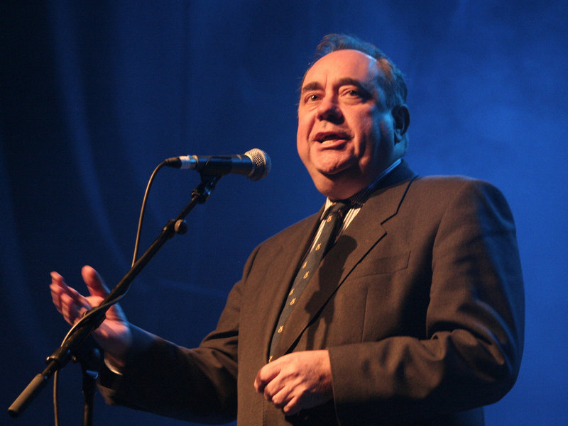 The Last Word: Salmond's cynical show