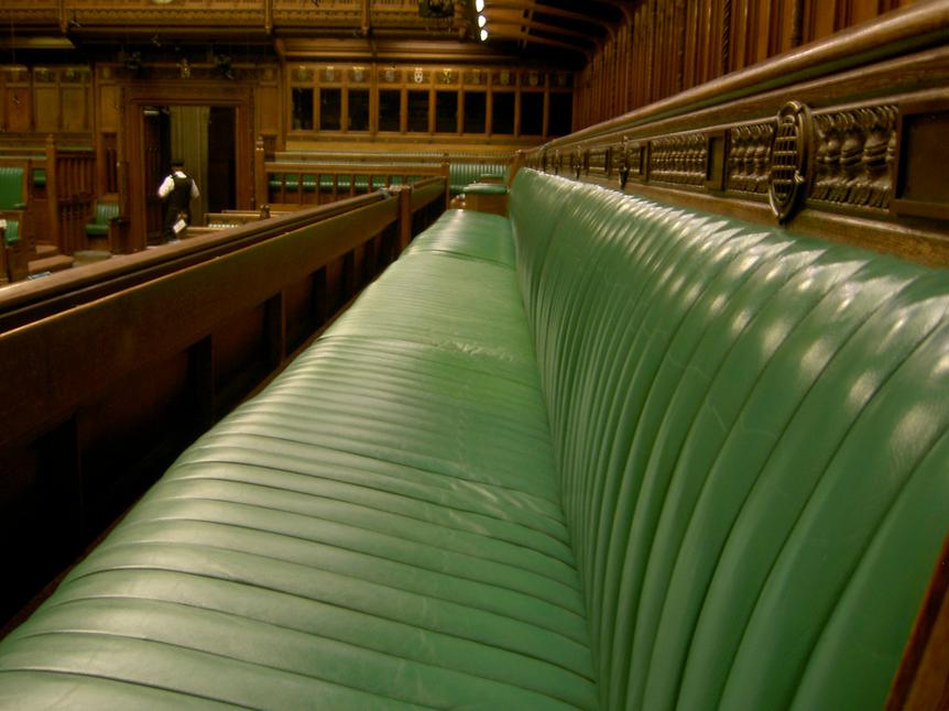Parliamentary damage limitation