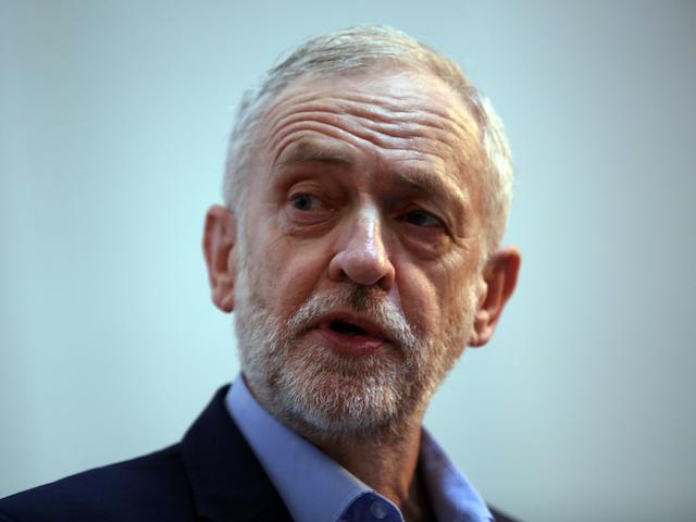 Corbyn's social security silence