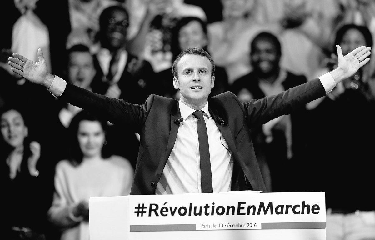 Macron's bargaining chip