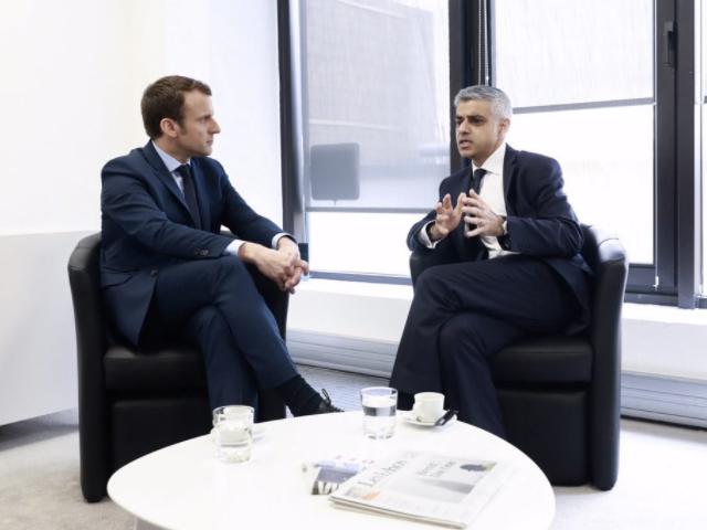 Will Macron bring Britain back into the EU?