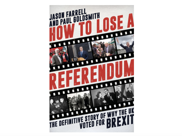 How to Lose a Referendum