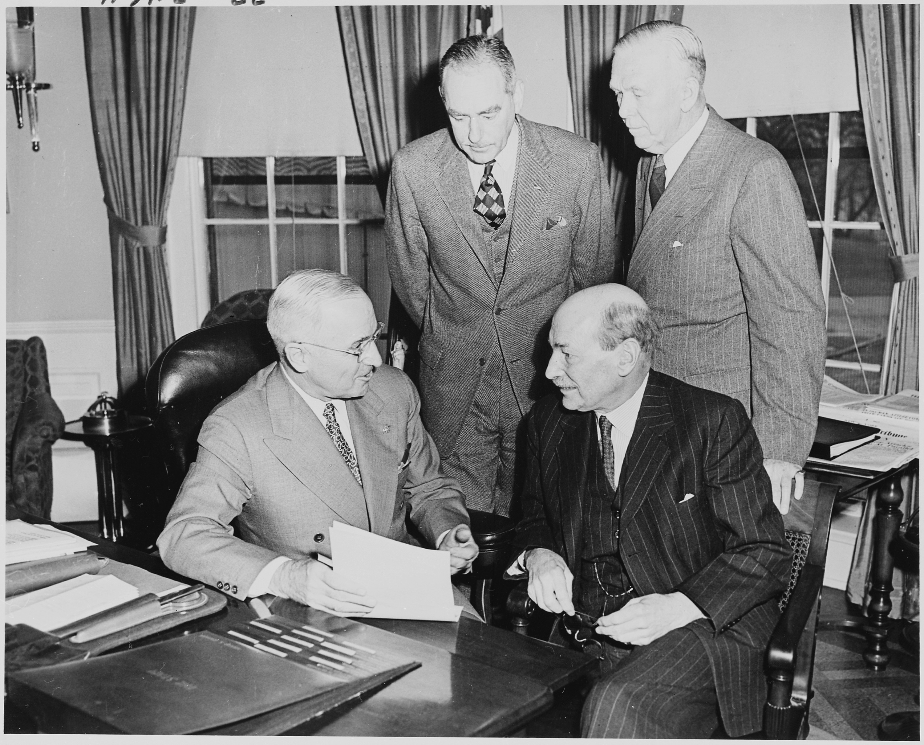 A new Marshall plan for the working class